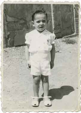 Restauración de fotos.  Original tomado el 1 de mayo de 1955